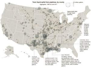 NYT-PipelineSpills_map