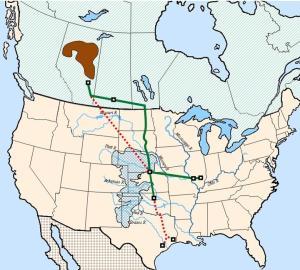 Keystone-Ogallala_map