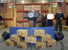 Bush Boxes were Made In China