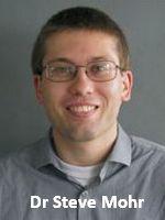 Dr Steve Mohr - UTS 150x200