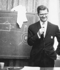 Larry Niven late 1960s