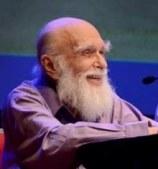 James Randi -smiling