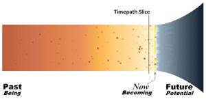 Time path Slice
